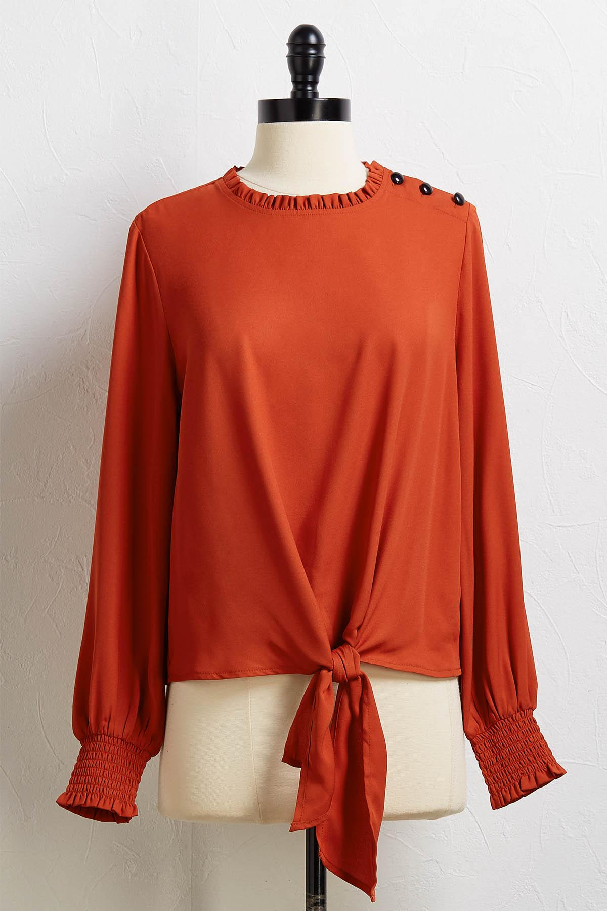Ready To Smock Top