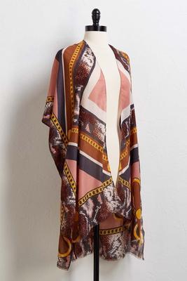 status snake kimono