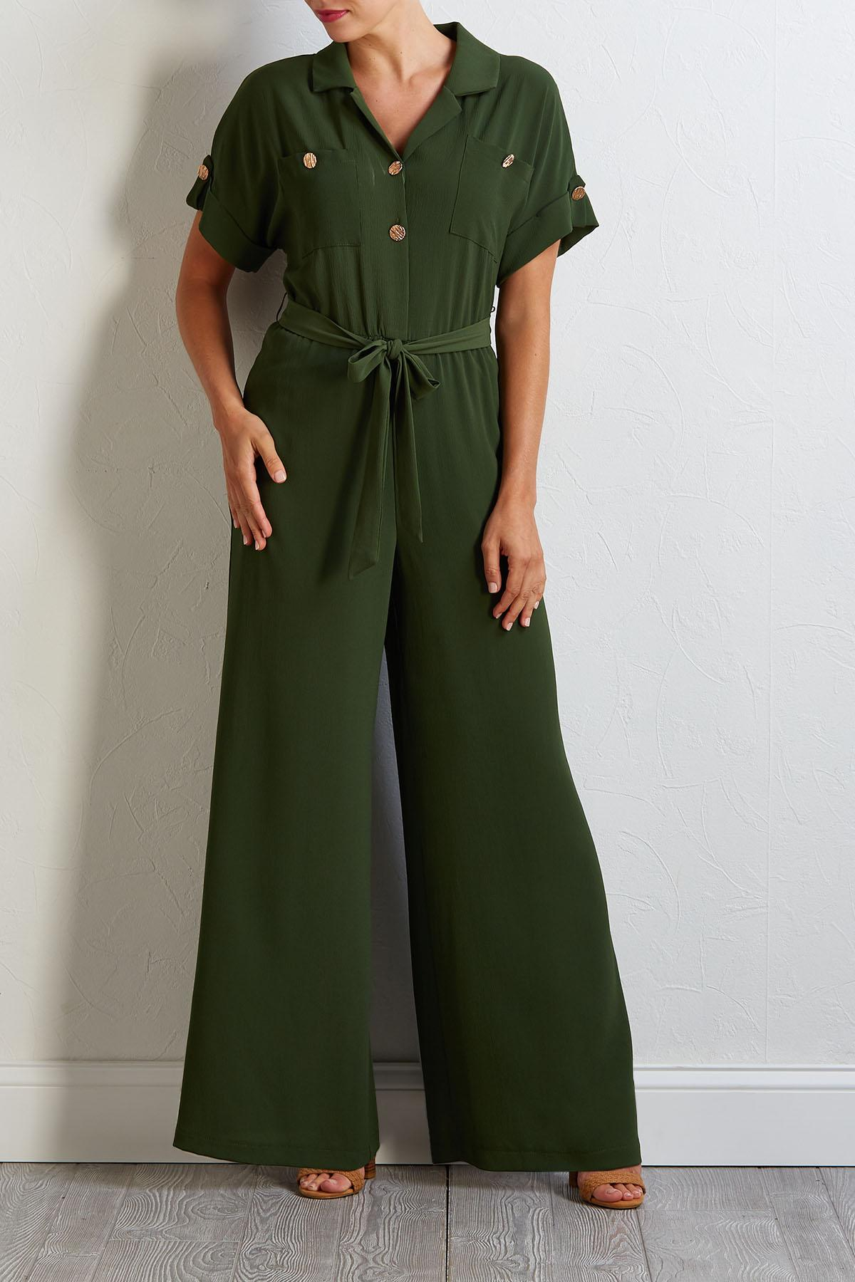 On A Roll Jumpsuit