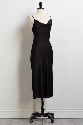 lasting love slip dress