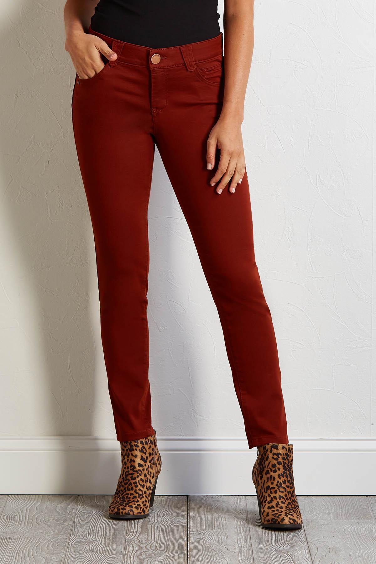 Cayenne Skinny Pants