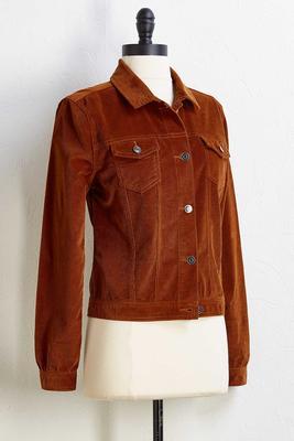 soho corduroy jacket