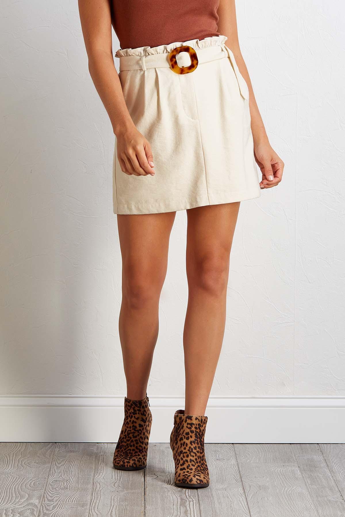 Put O- Ring On It Skirt