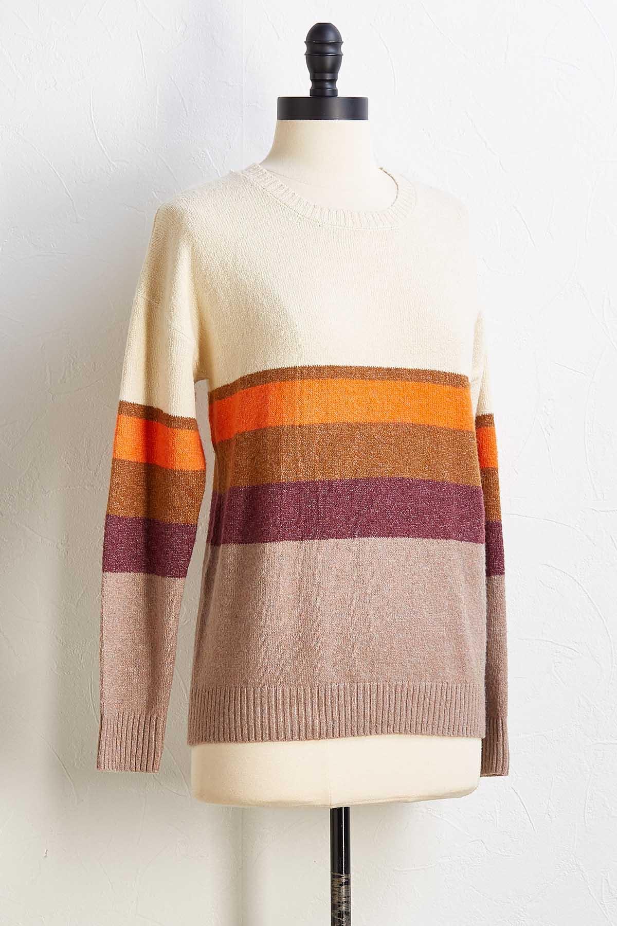 Autumn Sunset Sweater