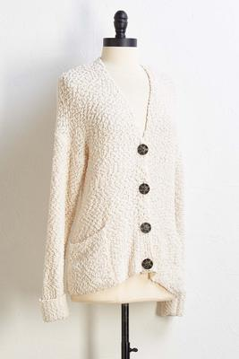 not your grandpa`s cardi