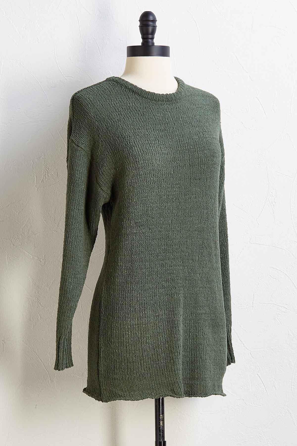 Bonfire Sweater