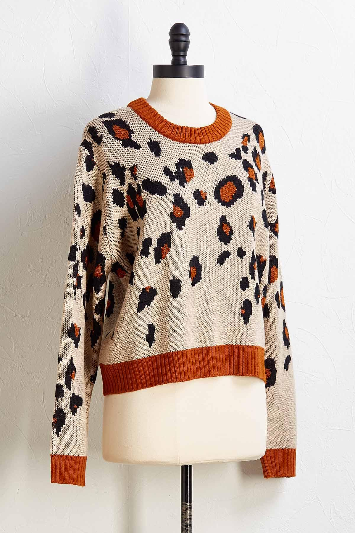 Save My Spot Sweater