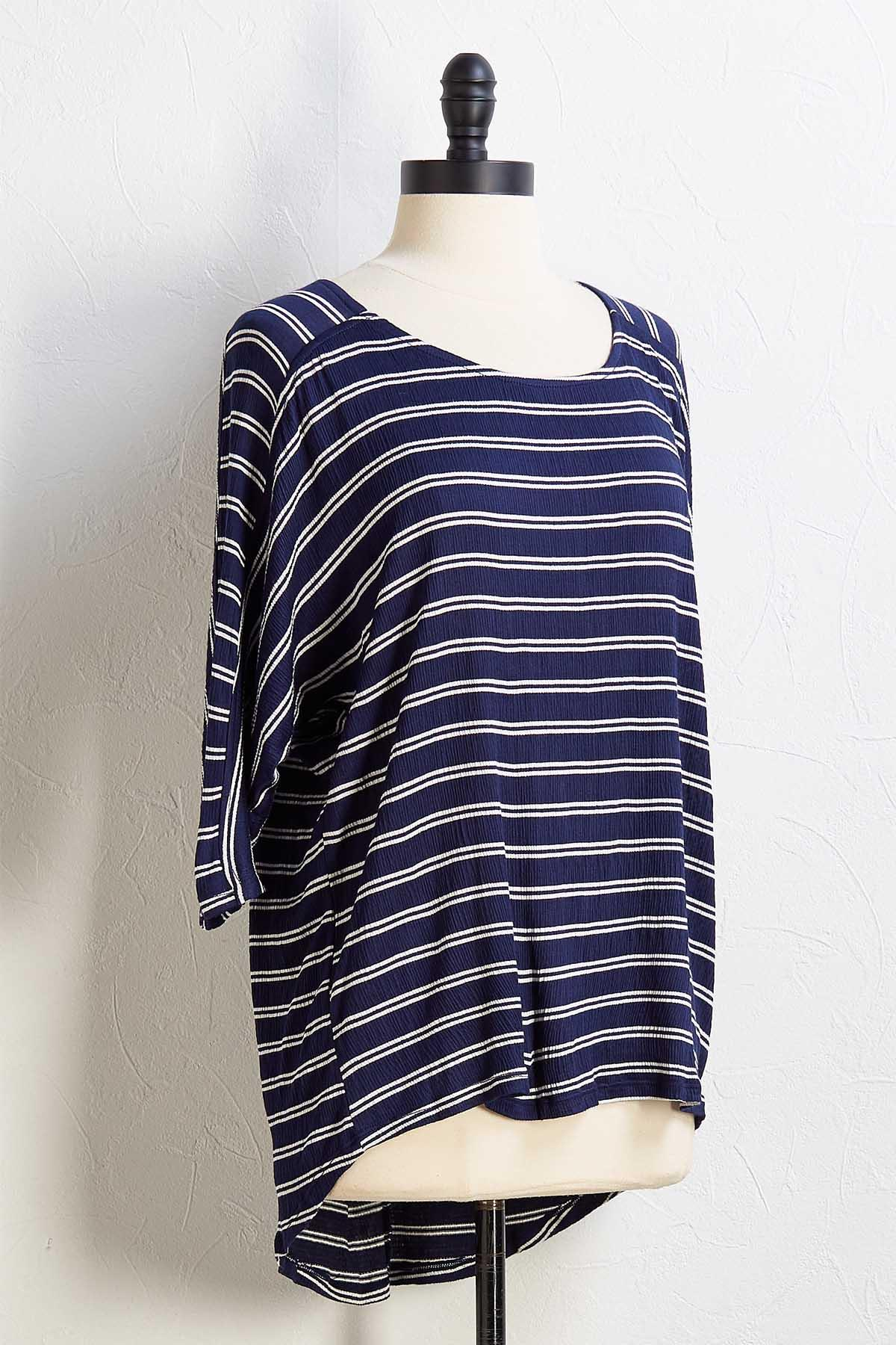 Nautical Stripe Tunic