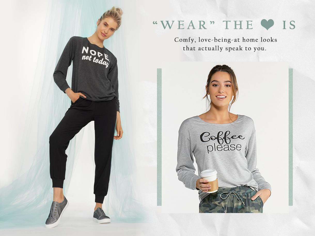 Wear the Heart is collection