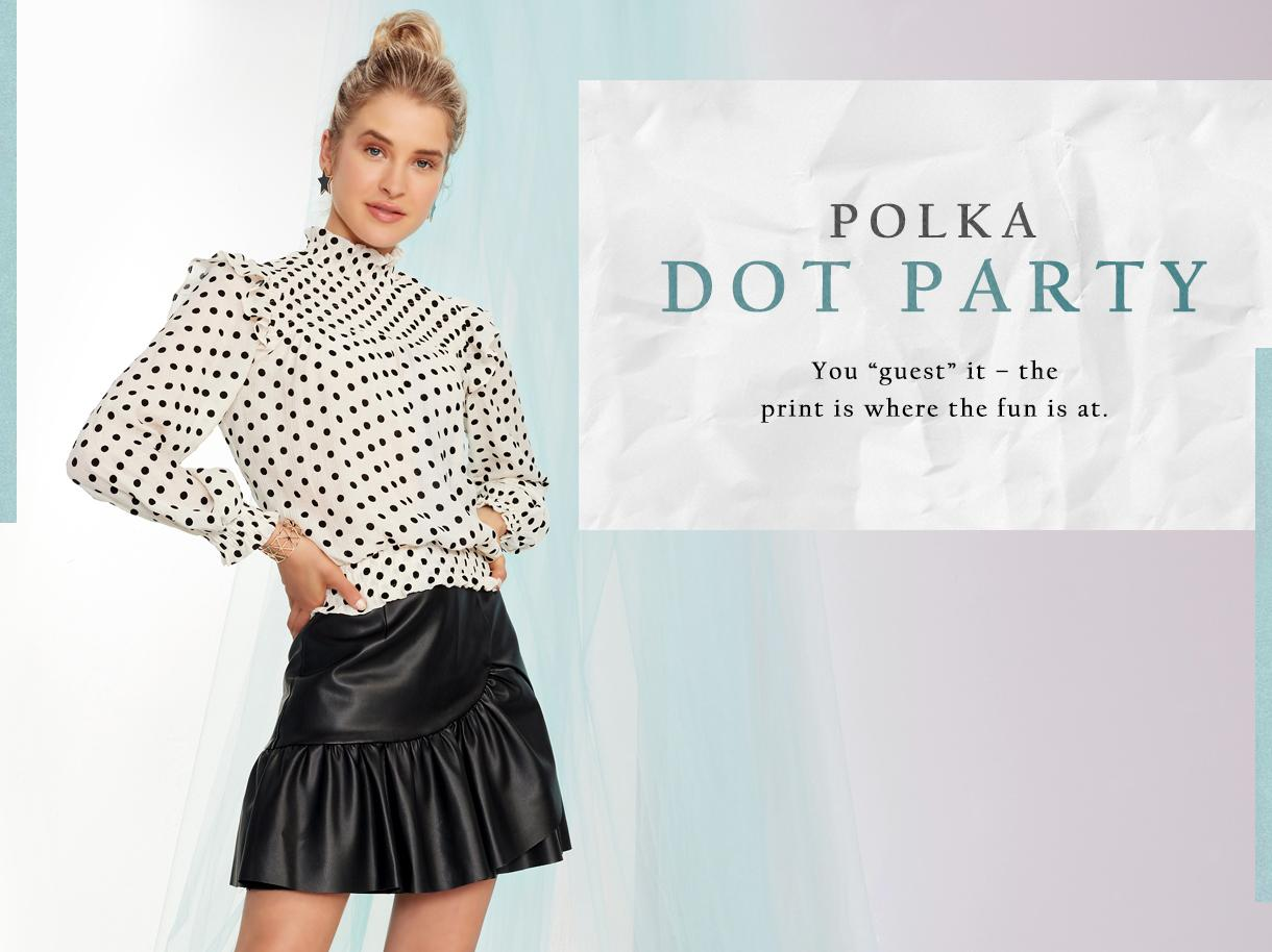 Polka Dot Party collection
