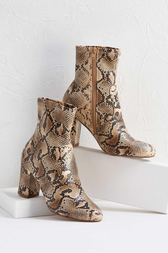 Hang Tight Sock Boots