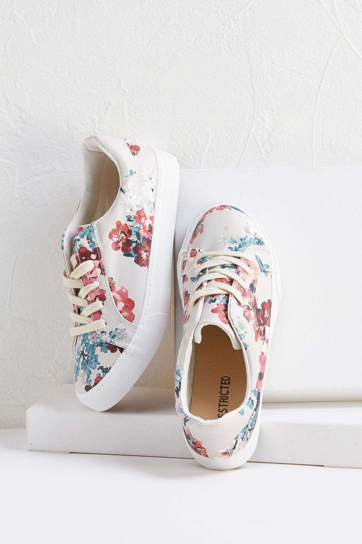 Flower Power Sneakers