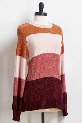 falling in love sweater