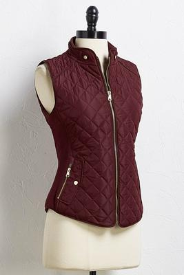 can`t quilt you vest