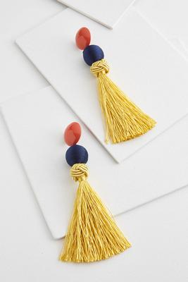 what a tassel earrings