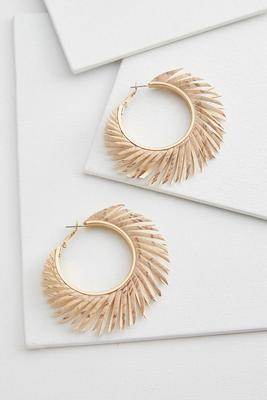 fringe worthy earrings