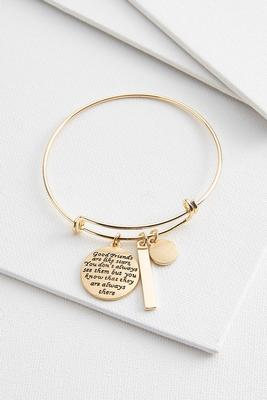 friends charm bangle