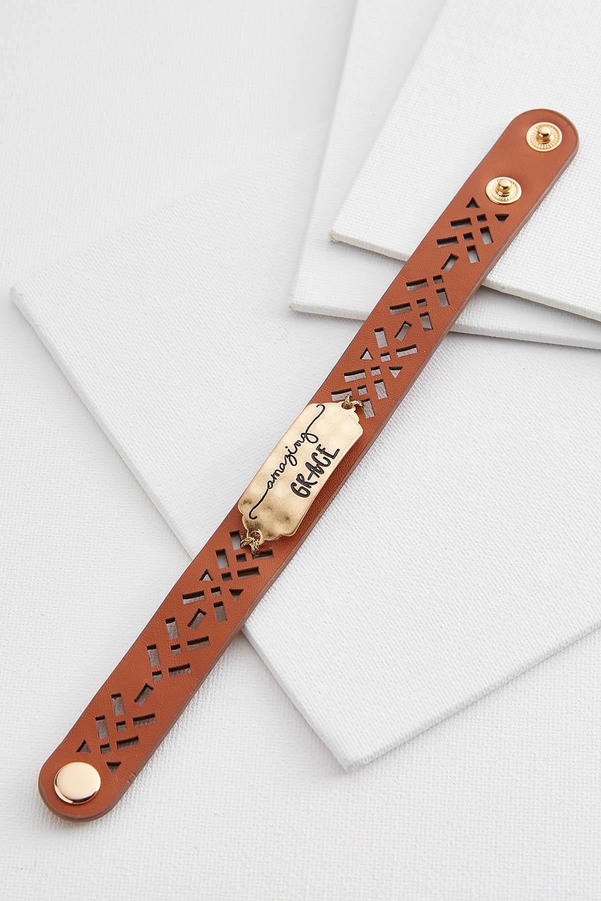 Amazing Grace Snap Bracelet