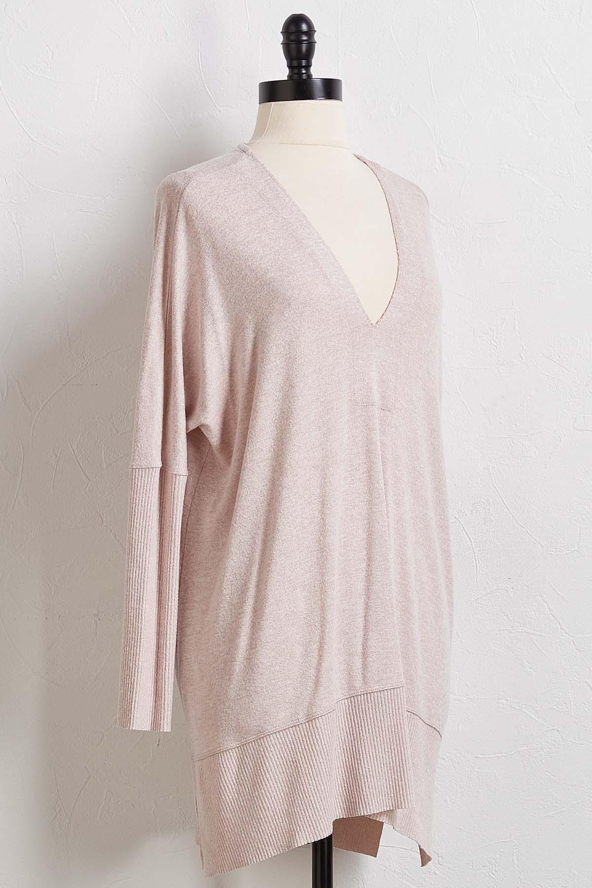 Rose Hacci Tunic