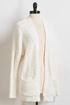 what`s knit to ya cardigan