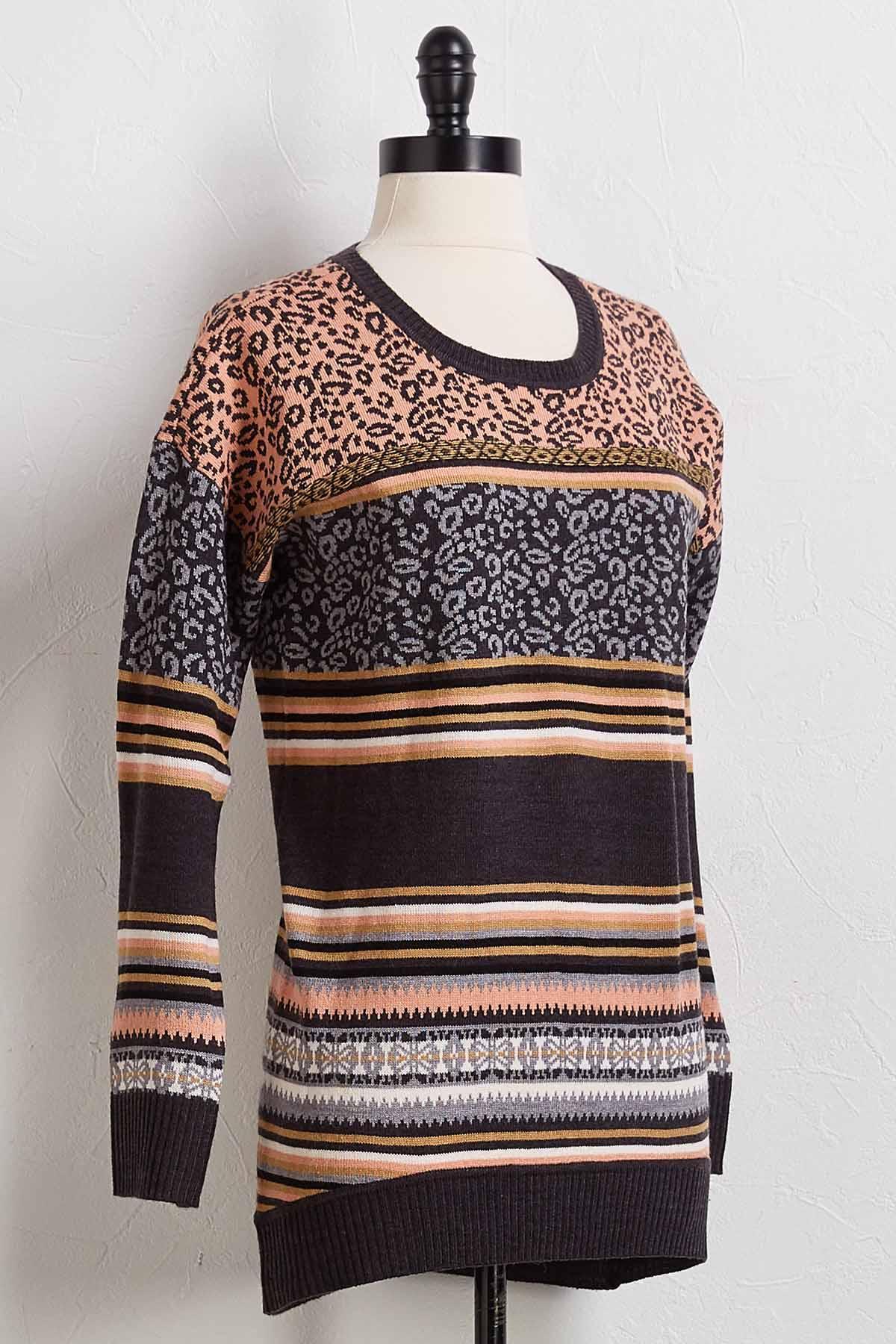 Cheetahs Never Win Sweater