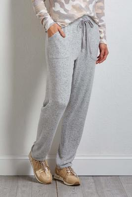 cozy vibes wide leg pants