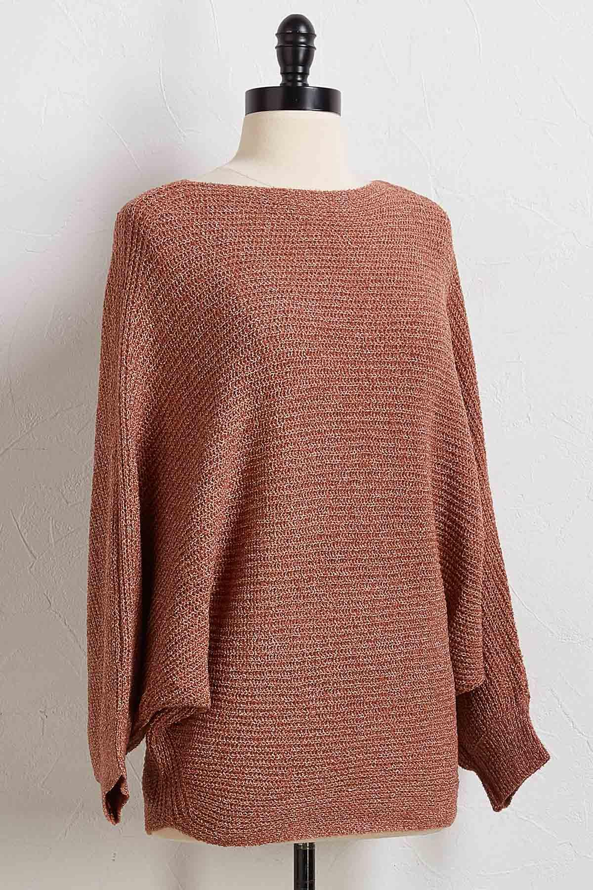 Tunic Cute For Words Sweater
