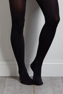 basic microfiber tights