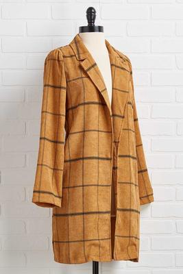 menswear corduroy jacket