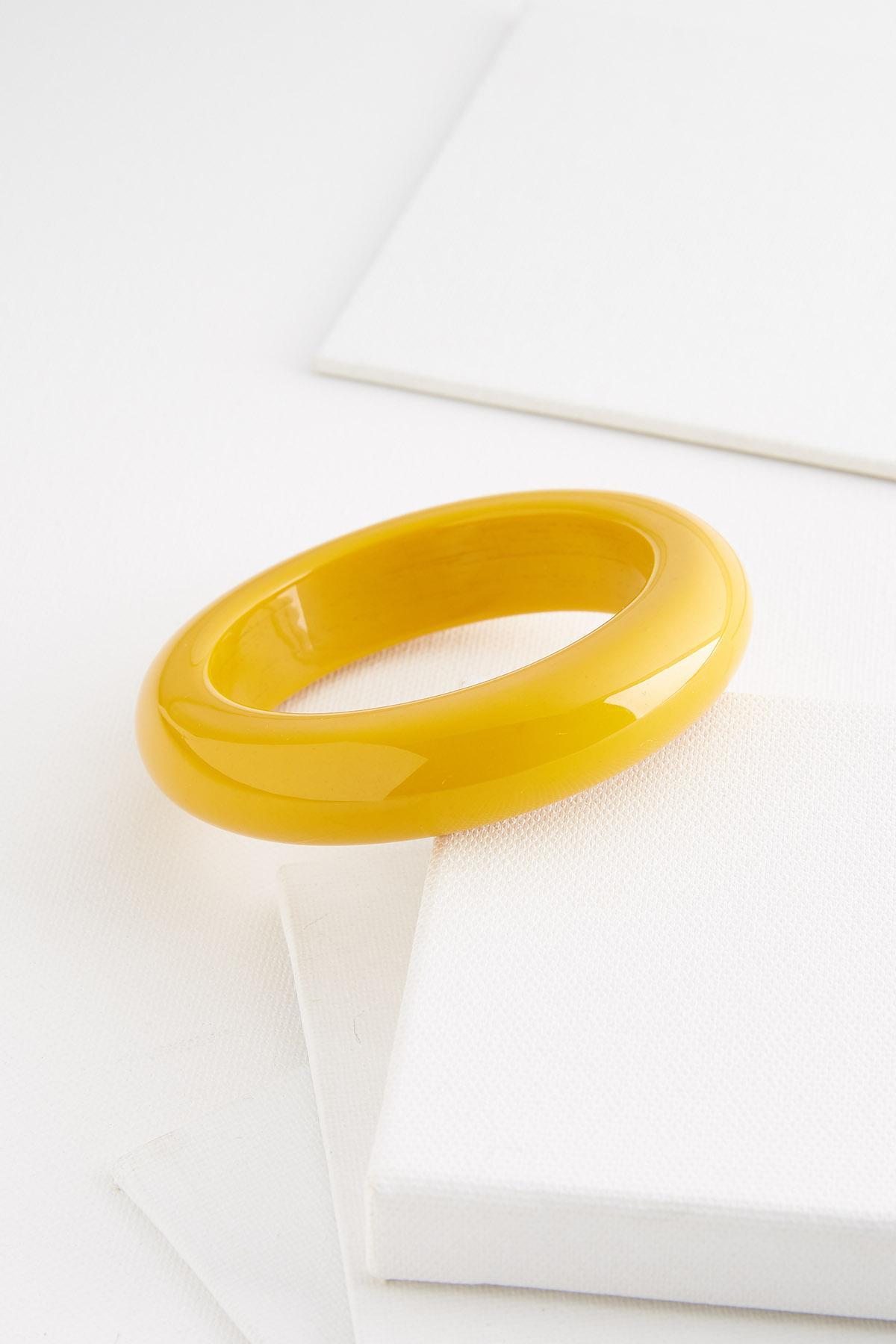 Hello Yellow Bangle