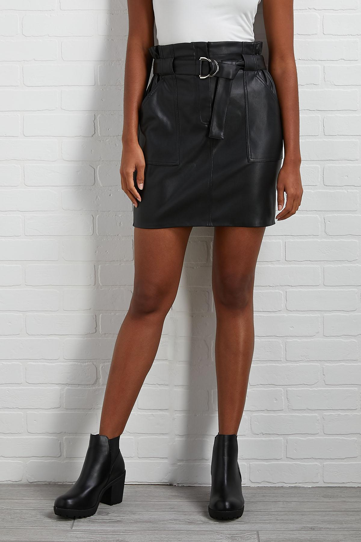 Faux Way Skirt