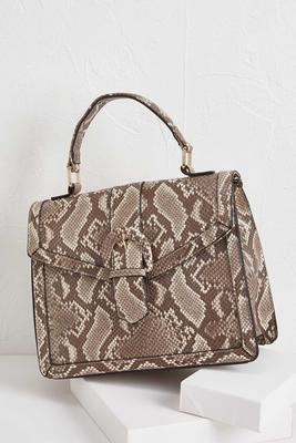 snake envelope bag