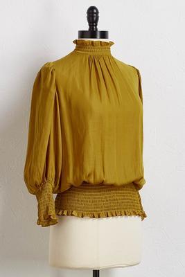 smock `em dead blouse