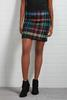 Sweater Weather Plaid Skirt