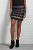 Sweater Weather Plaid Skirt