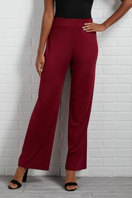 smooth sailing palazzo pants