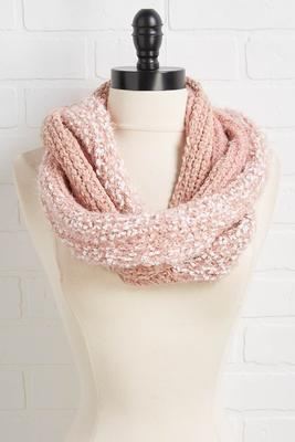 cozy yarn scarf