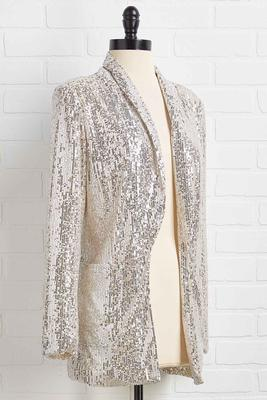 shine bright blazer