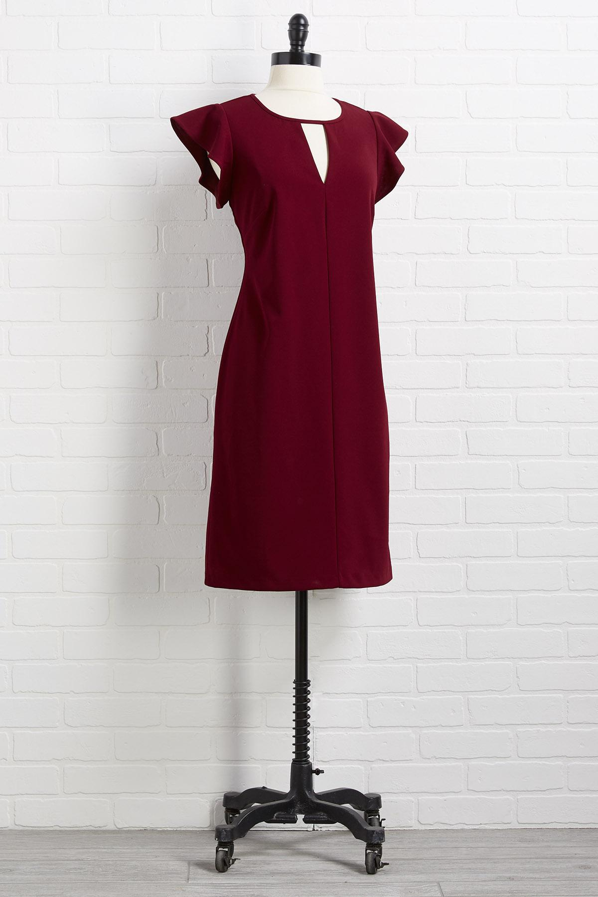 Nothing To Lose Dress