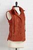 Cute In Corduroy Puffer Vest