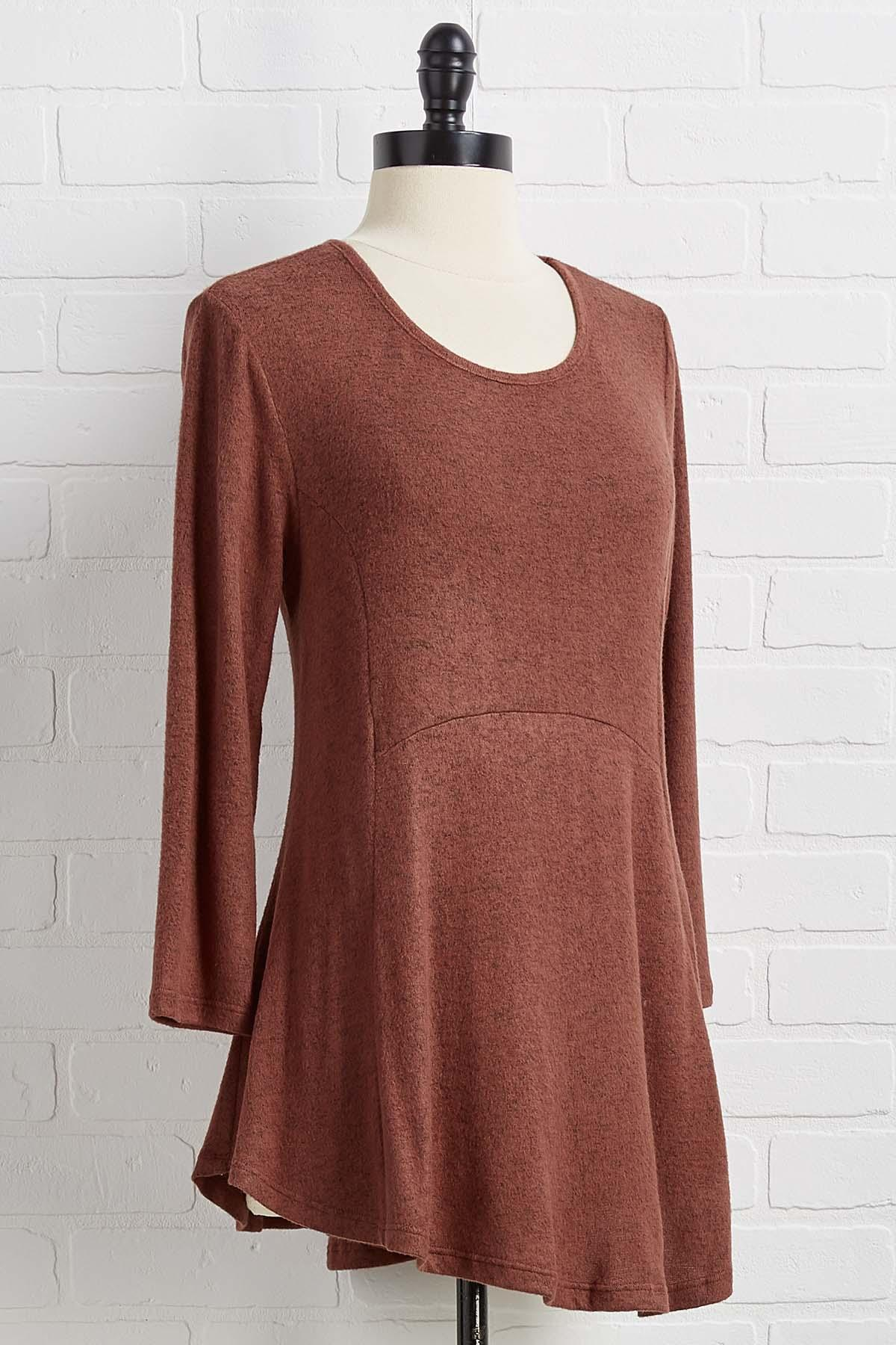 You ` Re A Babydoll Tunic