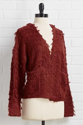 fluff it up cardigan