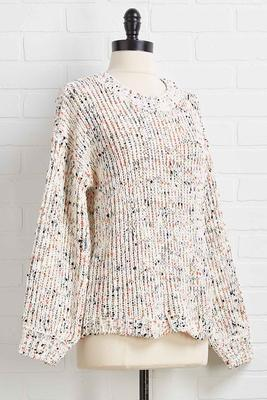 sprinkles on top sweater