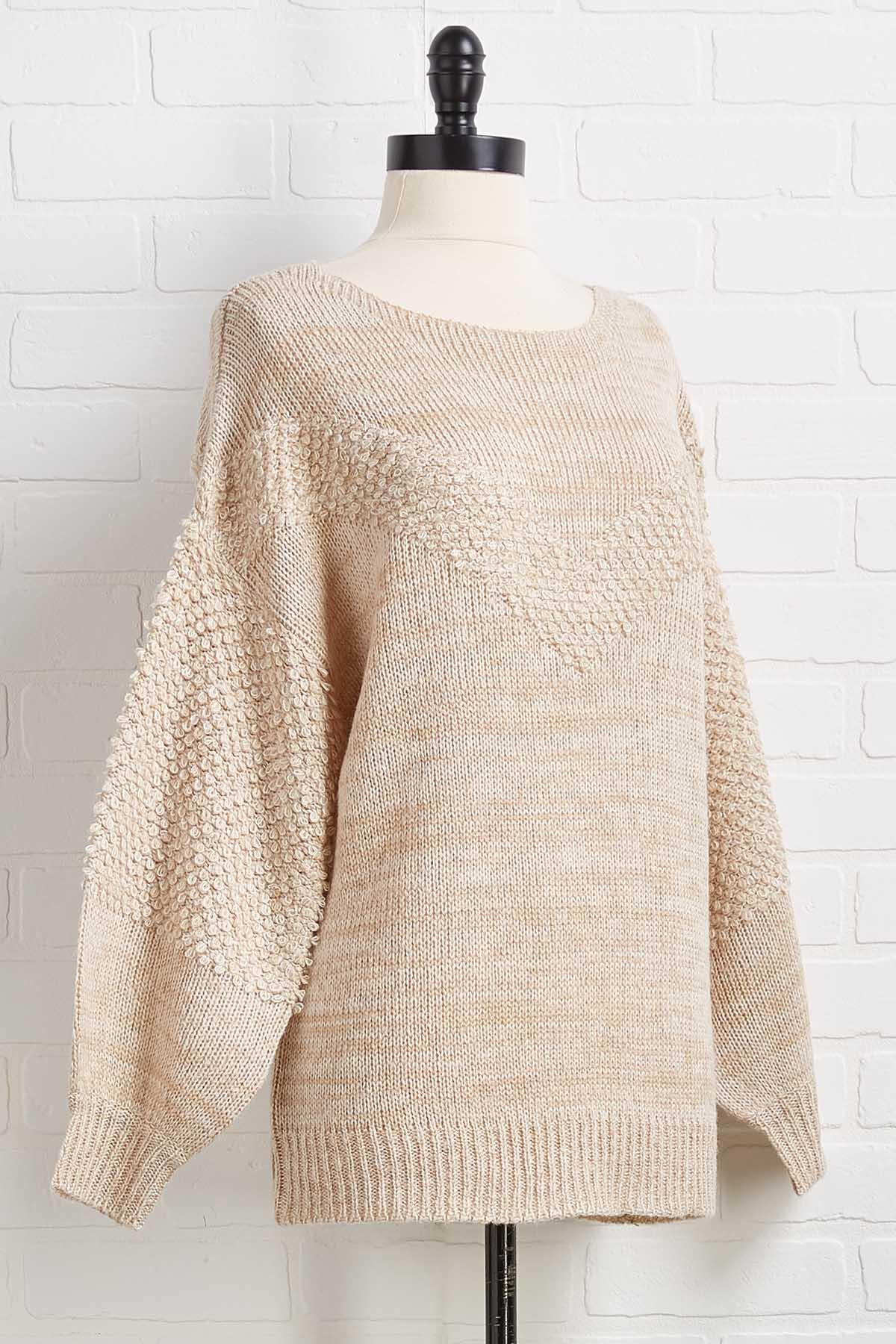 Admit Knit Sweater