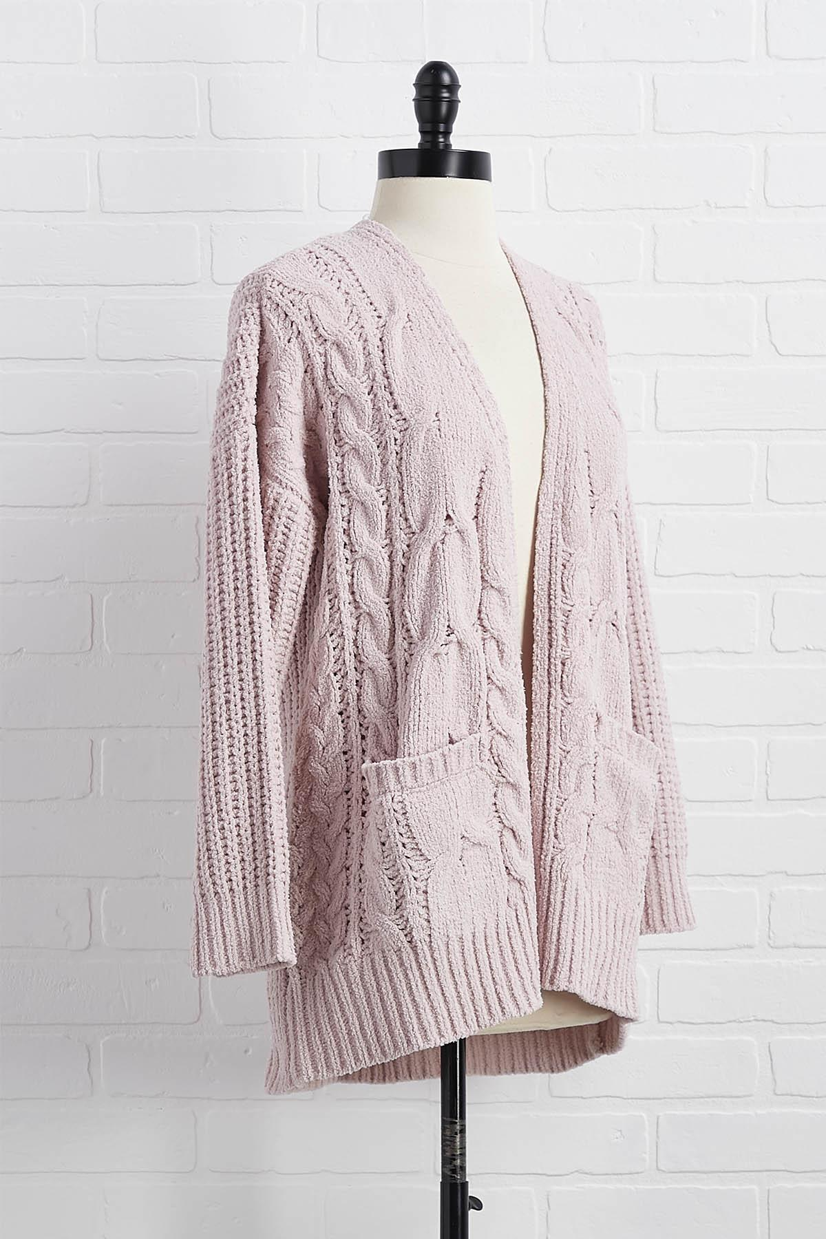 Willing And Cable Knit Cardigan