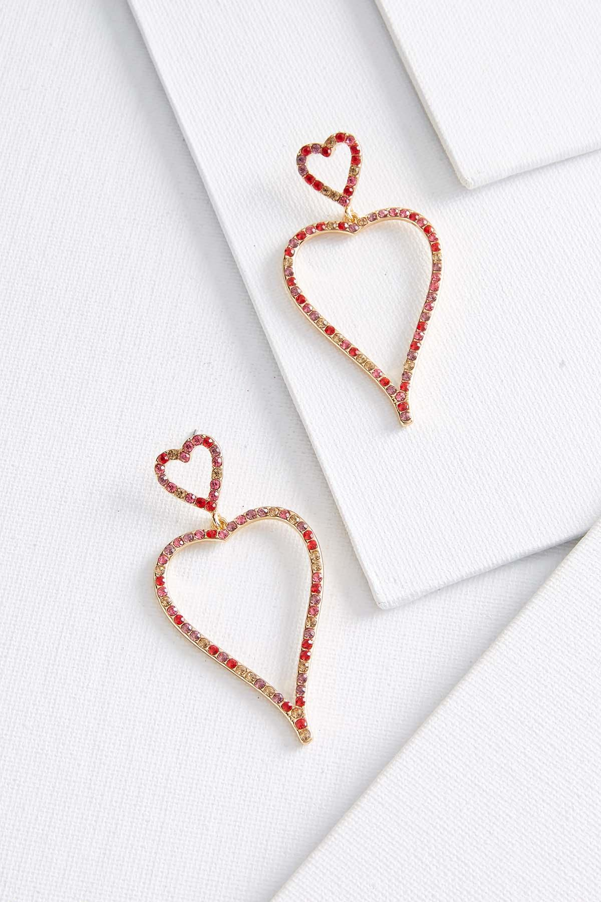 Heart's Desire Earrings