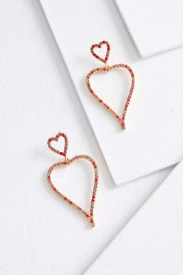 heart`s desire earrings