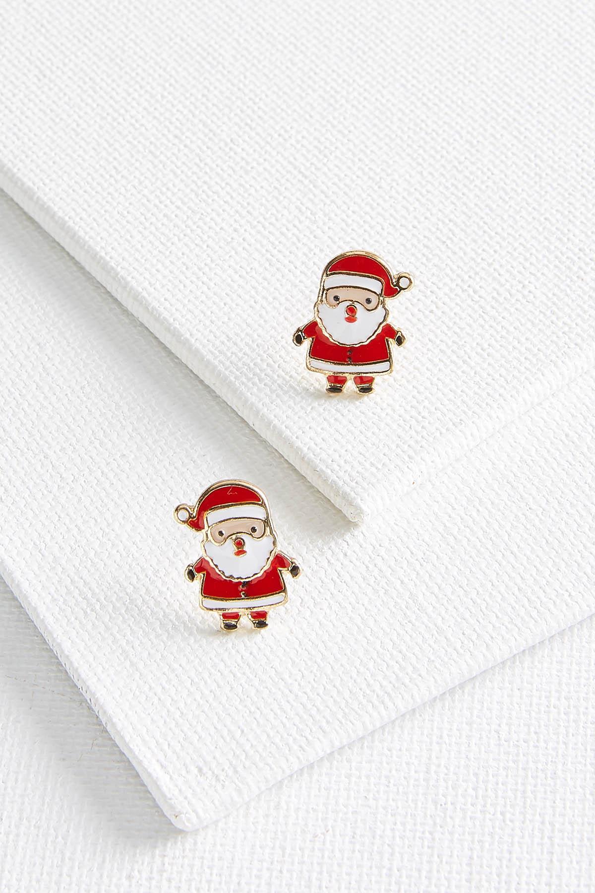 Santa Stud Earrings