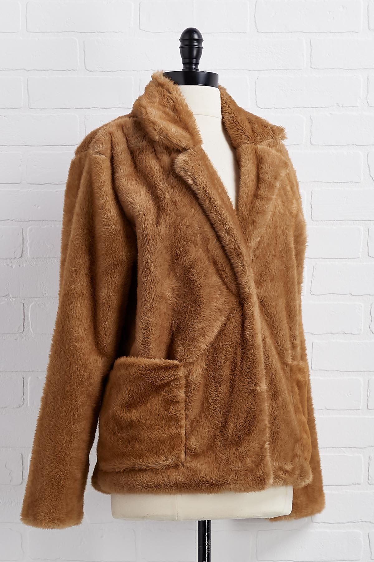 Are You Ready Fur It Jacket