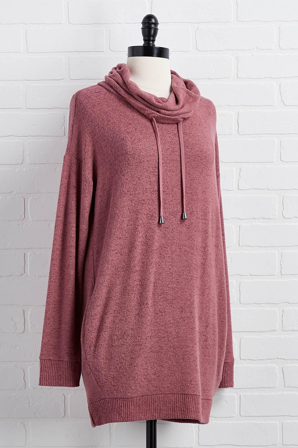 Cuddle On The Couch Tunic